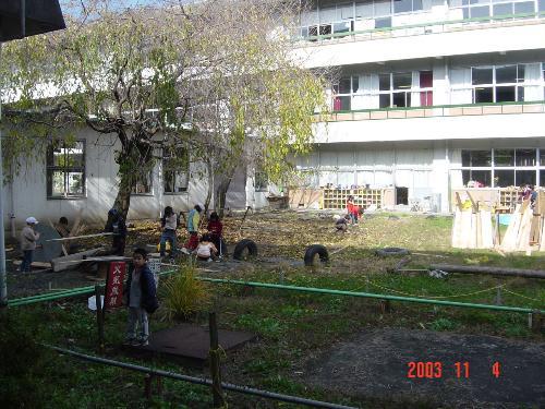校園荒地生態區